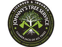 Johnny's tree & garden services