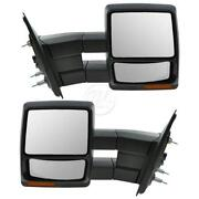 2011 Ford F150 Towing Mirrors