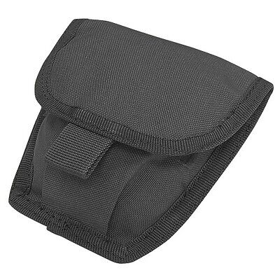 Condor MA47 BLACK Double Handcuff MOLLE PALS Modular Belt Pouch Case Holster