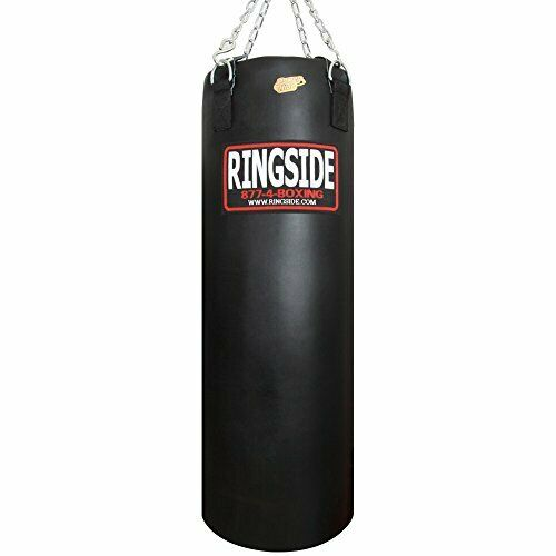 Ringside 100-pound Powerhide Boxing Punching Heavy Bag (Soft Filled)