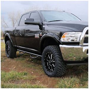 Extention d'ailes / Fender Flare Dodge Ram 2010-2015