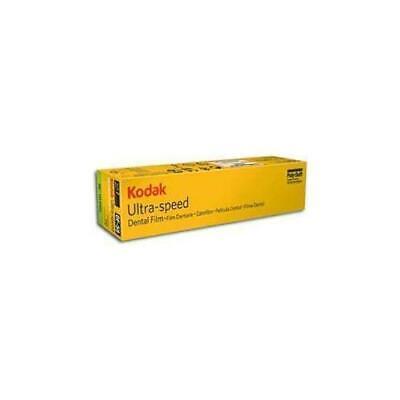 Kodak 1273721 Carestream Ultra-speed X-ray Film Df-55 D Speed 1 Paper 100bx