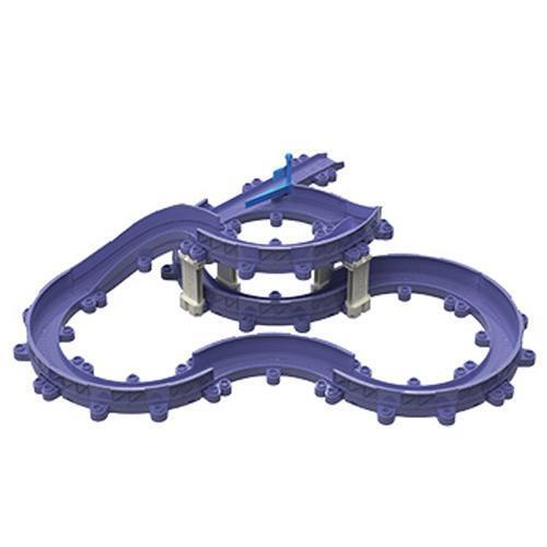 Tomy LC54313 Chuggington 'Twists and Turns' Track Extension Train Set Accessory