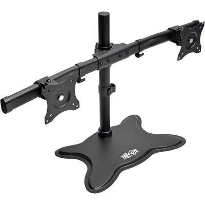 TRIPP LITE DDR1327SDD Dual Monitor Mount Stand, Swivel & Til