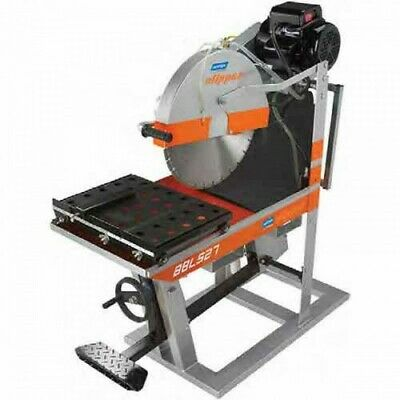 Norton Bbl527 Bbl Block Buster Clipper Large Masonry Saw - Electric