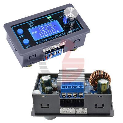Dc--dc Buck Boost Converter Cc Cv Output 0.5v-30v Adjustable Power Supply Module