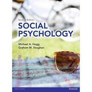 Social Psychology Hogg