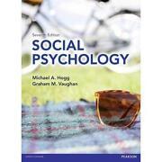 Social Psychology Hogg