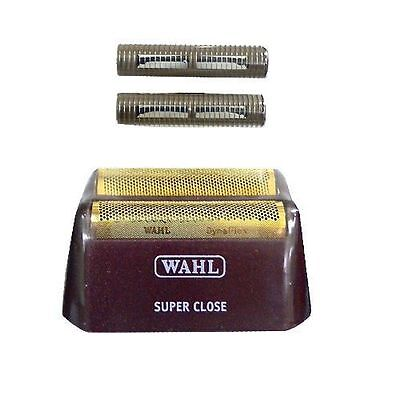 Wahl 5 Star Shaver Gold Replacement Foil & Cutter Bar Assembly Super Close  for sale  Chicago