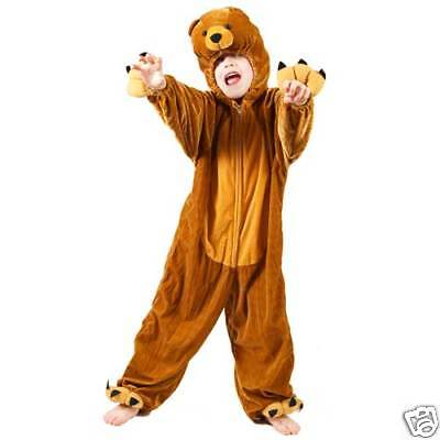 BEAR CHILD FANCY DRESS  HALLOWEEN SINGING KETTLE MEDIUM FREE UK P+P REDUCED - Bear Halloween Costume Uk