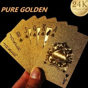 24k gold plated