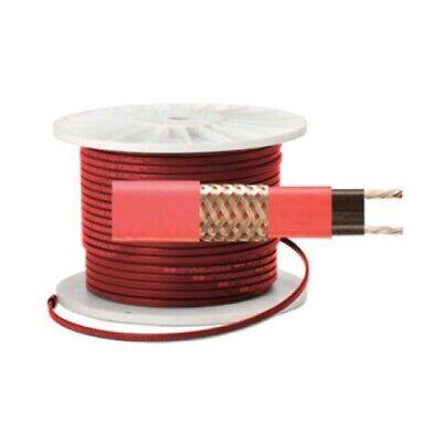 Chromalox Srme15-2ct Electrical Heat Trace Cable Medium Temp Self Regulating