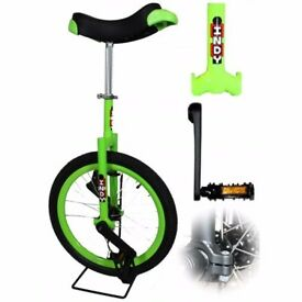 "Indy 20"" Unicycle Normal price: £69.95"