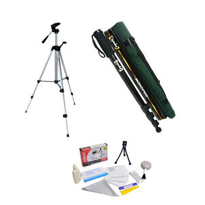 Opteka-OPT540-Compact-Professional-Tripod-with-MP100-67-Professional-Monopod