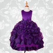 Flower Girl Dress Size 12