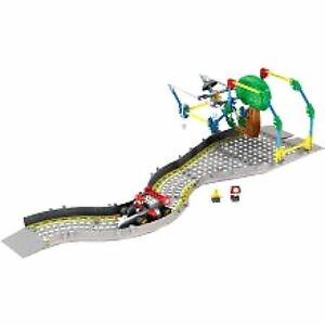 K'Nex Mario Vs Delfino Oak Tree Building Set