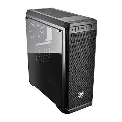 Compucase Enterprises 206100 Cougar Case Mx330 Atx Mid Tower 1/2/2 Usb3.0x2