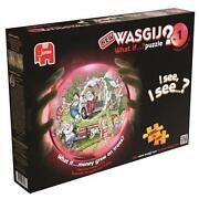 1000 Piece Jigsaw Puzzles Wasgij