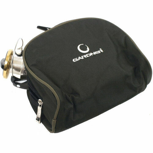 GARDNER DELUXE REEL POUCH BAG FOR CARP / COARSE FISHING