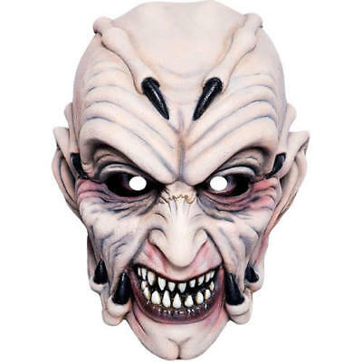 Horror Jeepers Halloween Celebrity Fright Night Card Mask - Masks Are Pre-Cut ()