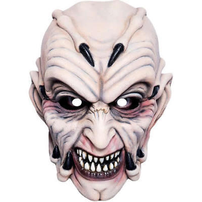 Horror Jeepers Halloween Celebrity Fright Night Card Mask - Masks Are Pre-Cut](Halloween Celebrity Masks)