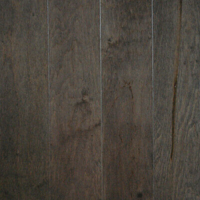 Maple Charcoal Engineered Click Lock Hardwood Flooring $1.99/SQFT