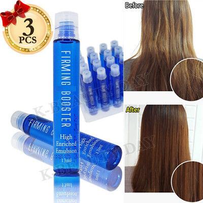 Hair Firming Booster Perfect Hair Fill-Up Hair Ampoule 3pcs / Korean Cosmetics