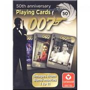 James Bond Playing Cards