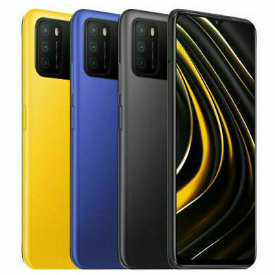 Xiaomi Smartphone POCO M3 64G NFC 5160mAh 64MP 33W Ladung Globale Version