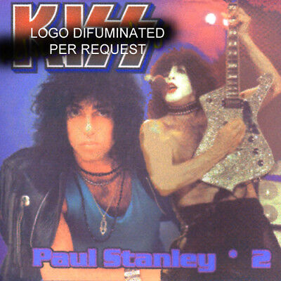 PAUL STANLEY @DEMOS CD-2 RARE KISS !!! (Desmond Child & Rouge/Jean Beauvoir)