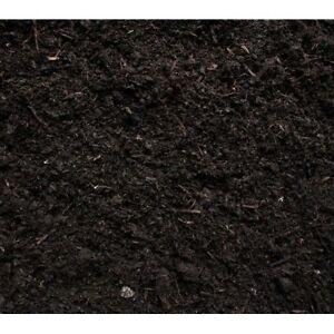Mushroom Compost Garden Top Soil Soil Conditioner Huge 750kg Builders Bulk Bag