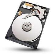 2,5 Zoll Festplatte 500GB
