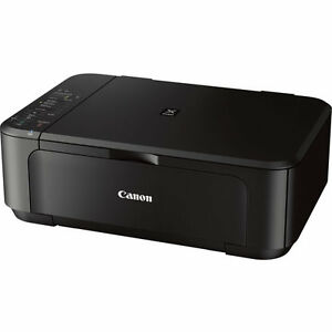 Cannon PIXMA MG3220 - Wireless Color Photo Print - Copy - Scan