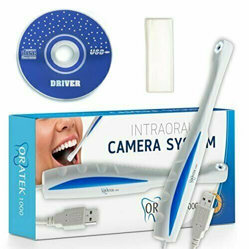 Oratek1000 Dental Intraoral Camera System USB--Super Clear!