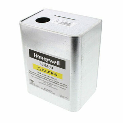 Honeywell R8845u1003 Universal Switching Relay Internal Transformer Spst 120v