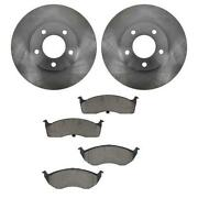 Chrysler Town and Country Brake Pads