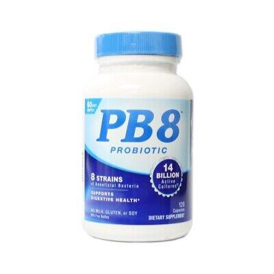 NUTRITION NOW PB8 PRO-BIOTIC ACIDOPHLUS, 120 CAP