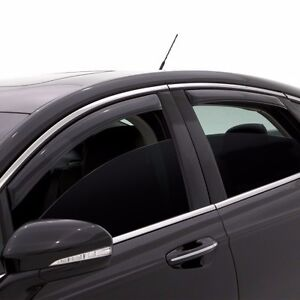 Fits Honda Accord Sedan 2013-2017 AVS In Channel Window Visors Rain Guards