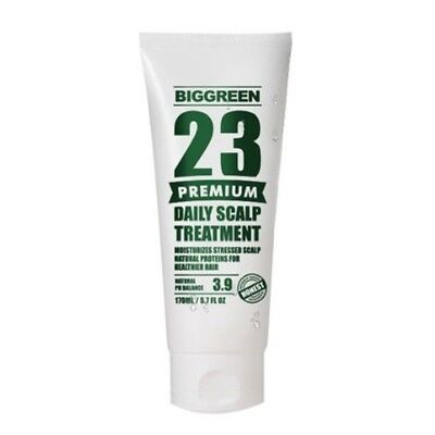 BIGGREEN 23 Premium Daily Scalp Treatment 60ml Smoothing Moisturizer K beauty