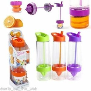healthy fruit drinks to make at home water bottle fruit infuser