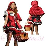 Womens Halloween Costumes Little Red Riding Hood