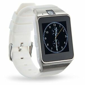 Smart Watch With camera And Bluetooth notifier