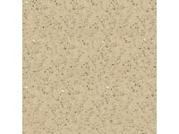 Quartz Worktops in Beige Starlight