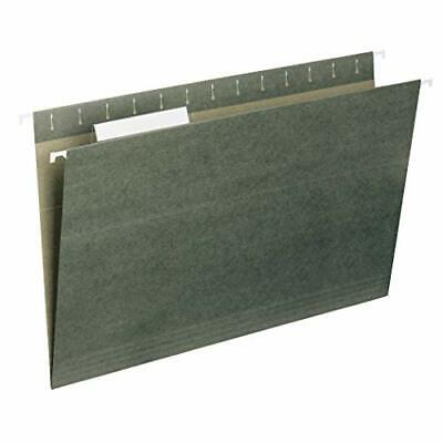 Smead Hanging File Folder With Tab 13-cut Adjustable Tab Legal Size Standard...