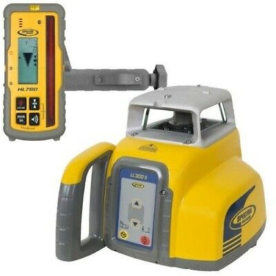 Spectra Laser Level Ll300s-7 Whl760 Receiver