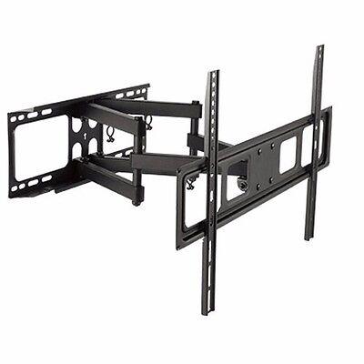 DUAL ARM SWIVEL LCD LED FULL MOTION TV WALL MOUNT 37 42 46 4