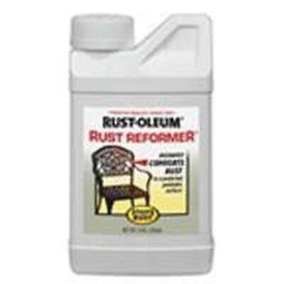 Stop Rust Metal (NEW RUST-OLEUM 7830730 8OZ METAL SILVER STOP RUST REFORMER TREATMENT SALE  )