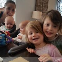 Part time nanny required for a busy young family!