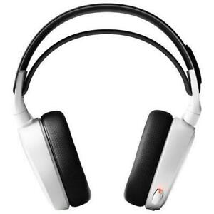 SteelSeries Arctis 7 HS-00013 Wireless Gaming Headset with Microphone – White (Open box)