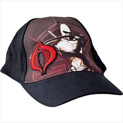 GI JOE Rise of Cobra BASEBALL CAP ~ Birthday Party Supplies Hats Favors Child - Gi Joe Party Supplies
